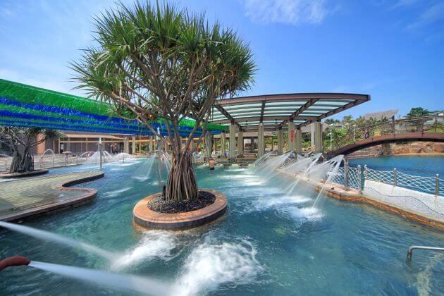 Jin Yong Quan Spa Hotspring Resort Taiwan nightlife
