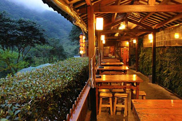 Tea Houses Taipei shore excursions