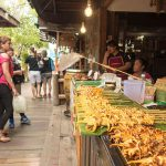 Floating market in Pattaya Shore Excursions