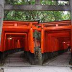 Fushimi Inari Shrine in Kobe Shore Excursion