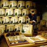 Sake Brewery Experience in OSaka Shore Excursion