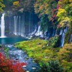 Shiraito Falls Shimizu shore excursion