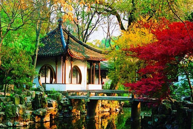 Ancient Suzhou Exploring Day Tour