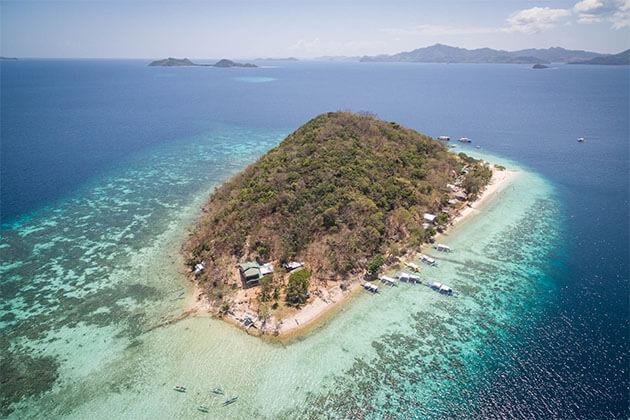 Banana Island Coron Shore Excursion