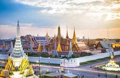 Bangkok Sapphire Princess Cruise Feb 2020