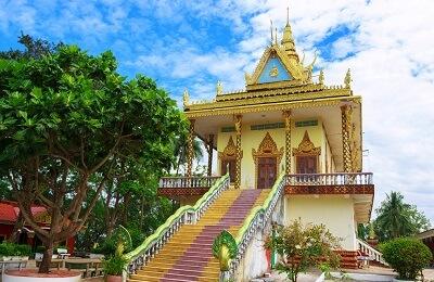 Cambodia Sapphire Princess Cruise Feb 2020