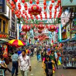 China Town in Kuala Lumpur Shore Excursions