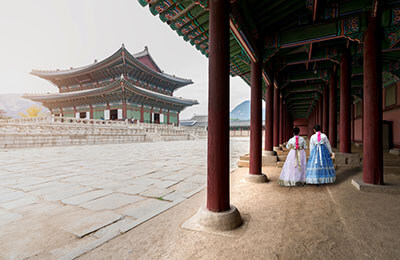 Gyeongbokung Palace Celebrity Millenium