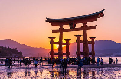 Itsukushima Shrine Asia Shore Excursions