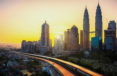 Kuala Lumpur Feb 2020 Sapphire Princess Cruise