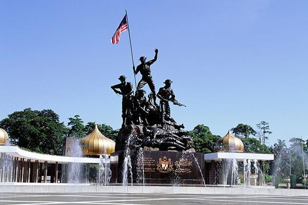 National Monument Kuala Lumpur