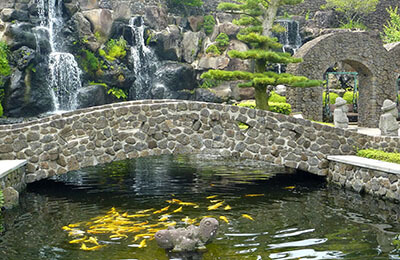 Spirited Garden in Asia Shore Excursions