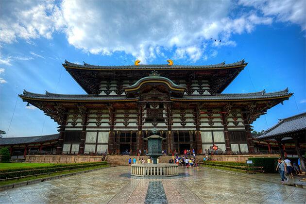 todaiji Temple Kobe Shore Excursions