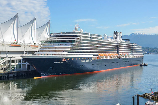 Westerdam Cruise Excursion in Asia