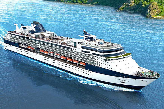 Celebrity Millennium Cruise Excursions 27 Sep – 10 Oct 2020