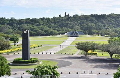 Peace Memorial Park Okinawa