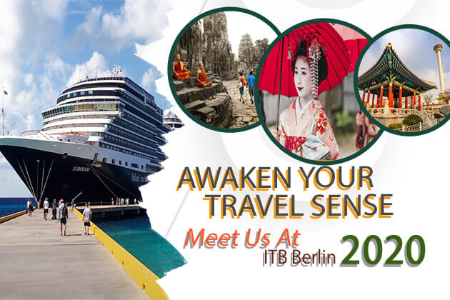 Asia Shore Excursions to Attend ITB Berlin 2020