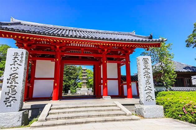 Yashima-ji Temple Takamatsu Highlights