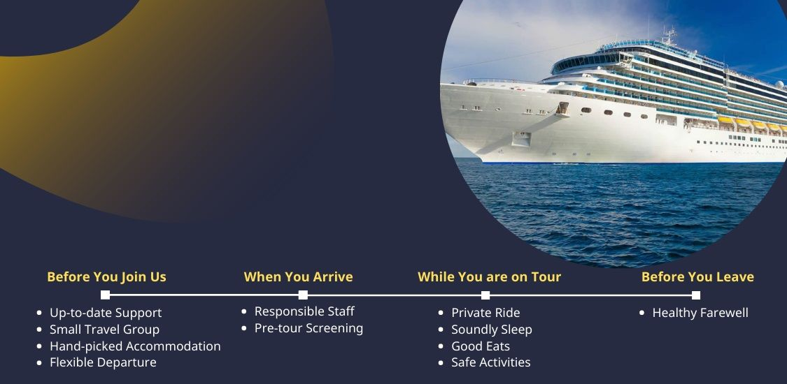 travel asia shore excursions with huge confidence